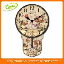 2014 quente vintage ajanta modelos de relógio de parede (RMB)