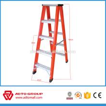 Escalera de fibra de vidrio, escalera de fibra de vidrio de aluminio, escalera de aluminio