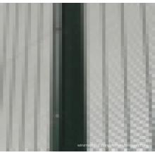 pvc coated 358 mesh fence
