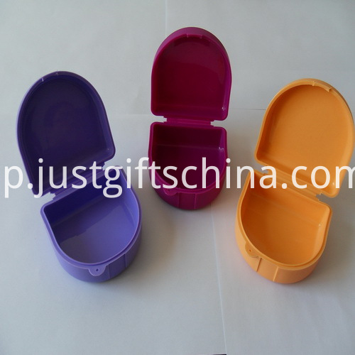 Promotional Semicircle Shape Denture Box_3