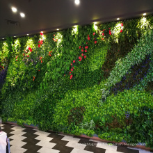 New design DIY customized artificial living wall for decoration