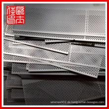 Edelstahl 304 perforierte Blatt Fabrik