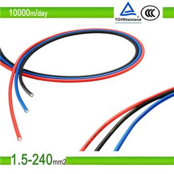 4mm2 Solar PV Kabel mit ausgezeichnetem Kupfer 99,9% Material
