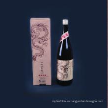 Sake al por mayor del estilo japonés con precio barato
