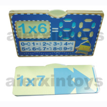 Wooden Educational Toy for Multiplication with Cards (81025)