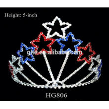 Fine appearance factory directly doll tiara and crowns
