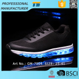 New Styles Mesh Upper Light Running Shoes Sneakers Shoes Led