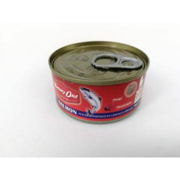 Salmon & Chicken Mousse Wet Food