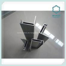 Kundenspezifische populäre Extrusion Solar Aluminiumrahmen
