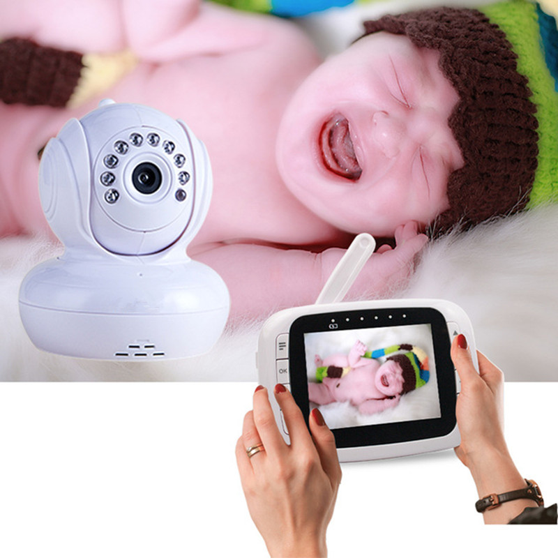 Baby Monitors Can Rotate