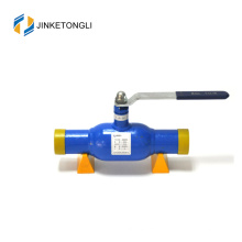 water supply fully welded filter 3/8 mini ball valve with drain-off for chlorine