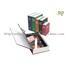Book Safe with Combination Lock