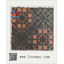 Portable WPC Composite Tile