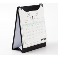Offset Printing New Design Customized Desk Calendar