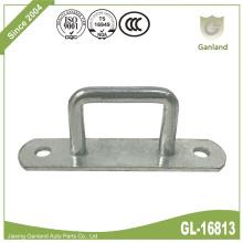 Heavy Duty Gate Staple On Elongated Plate 36mm