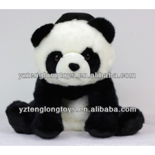 Factory Wholesale Animal Shaped Plush Backpack Panda Backpack