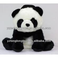 Фабрика оптового животного Shaped плюшевого рюкзака Panda Рюкзак