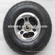 "10"" x 3.00-4 aluminium wheel , electric scooter wheel"