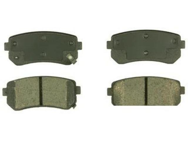 Hyundai Accent brake pads 8267-D1157