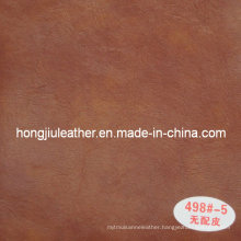 High Quality Imitation Leather for Furniture (Hongjiu-498#)