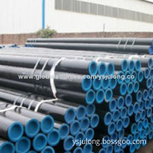 ASTM A333/API X45/65 Carbon Steel Pipes, SMLS/LSAW, SCH10-XXS WT