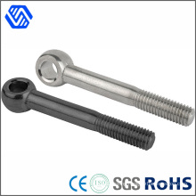 Metal Bolt Steel Half Thread Eye Bolt