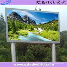 Écran d'affichage à LED fixe de polychrome de P5 P5 pour la publicité