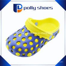 Gros Bicolor Chine Kid EVA pas cher chaussures de jardin