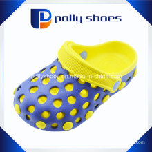 Wholesale Bicolor China Kid EVA Cheap Garden Shoes