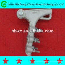 braçadeiras da tensão da liga de alumínio (tipo do parafuso)