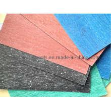 Асбестовый резиновый лист с масляным сопротивлением / асбестовый лист