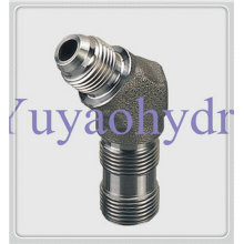 CNC Machining Jic 37-Deree Flare Fittings