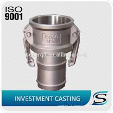 stainless steel tube coupler