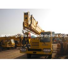 XCMG guindaste do caminhão de 16 toneladas Qy16b. 5