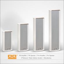 Fundas de altavoz profesionales de la columna del sistema de sonido de PA a prueba de agua