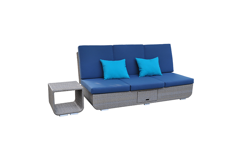 Adjustable Wicker Sofa Furniture