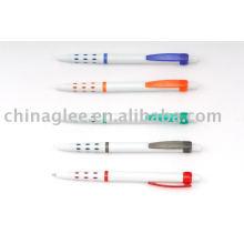 рекламные пластиковая шариковая ручка