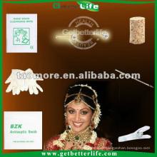 316L SS Body Piercing joias Piercing de nariz ouro indiano