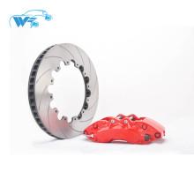 Modifizierte Sechs-Kolben-Bremssattel WT9040 Brake Upgrade Kit für weitere Modelle 18-Zoll-Räder