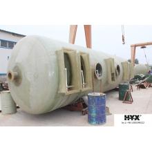 FRP Tank Fro Methan Erzeugung