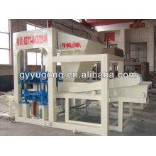 MELHORES VENDAS! Yugong QT 4-20 tijolo de concreto que faz a máquina