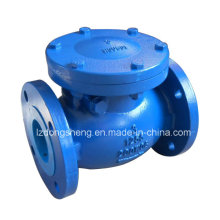 Swing Check Valve, Cast Iron Ductile Iron Pn10/16, Class125/150, DIN, ANSI Standards