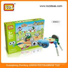 LOZ crianças edifício varas brinquedo