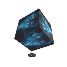 Pantalla de cubo LED creativa