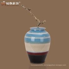 Geschenke Handwerk hochgradige Kunst Vase für Wohnkultur