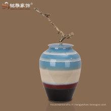 cadeaux artisanat vase d'art de haute qualité pour décoration de maison
