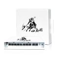 Interruptor POE de 48V 96W 8 Port Outdoor