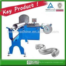 Máquina de conducción flexible de aluminio