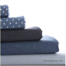 Lightweight Denim Upholstery Fabric
