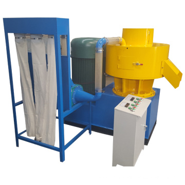 experiences SELLER wood pellet mill in Vietnam